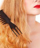Como evitar las horquillas en el cabello