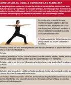 Yoga para las alérgias